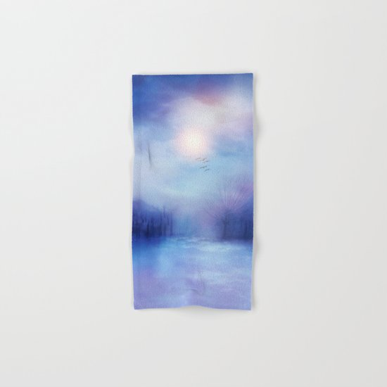 Calling The Sun XIX Hand & Bath Towel