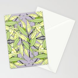 Blue Gum Forest Floor Stationery Cards