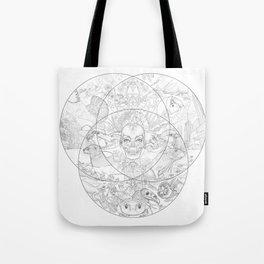 New Nature Tote Bag