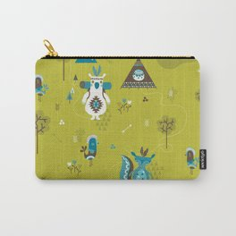 Camp Wichita Boys Carry-All Pouch