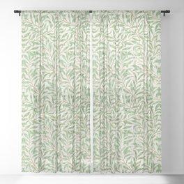 Willow Bough Sheer Curtain
