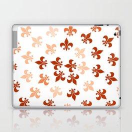 Autumn Fleur-Di-Lis Laptop & iPad Skin