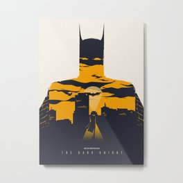 Movie Poster Metal Print