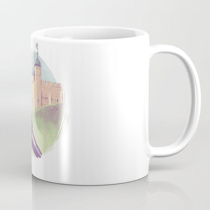 London raven Coffee Mug