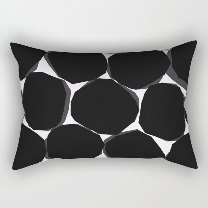 BWPattern20 Rectangular Pillow