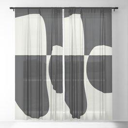 // Reverse 02 Sheer Curtain
