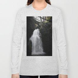 Oregon Waterfall Long Sleeve T-shirt