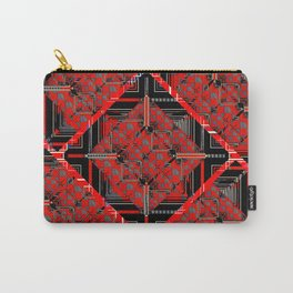 Bow Tie 3 Carry-All Pouch