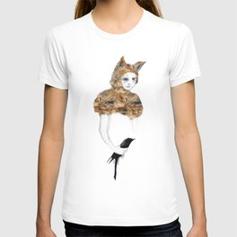 Bird in the Hand T-shirt