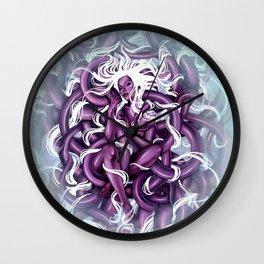 Solipism Wall Clock