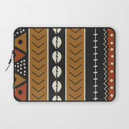 Let's play mudcloth Laptop Sleeve