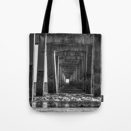 Through the Eye Tote Bag