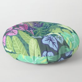 Cloud Forest Floor Pillow