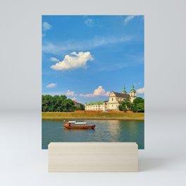Vistula River Mini Art Print