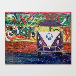 """Happy Trails"" Canvas Print"