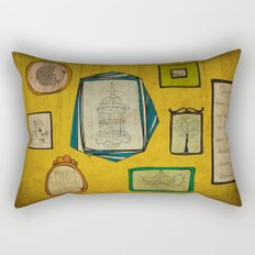 Frames Rectangular Pillow
