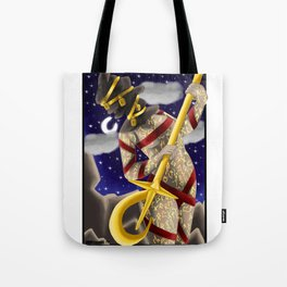Death Arcana: Thana Tote Bag