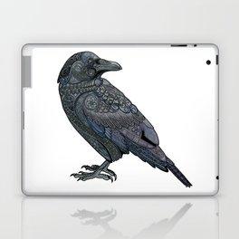 Celtic Raven Laptop & iPad Skin