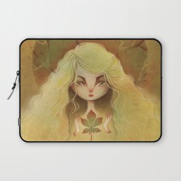 """Great-Rooted Blossomer"" Laptop Sleeve"