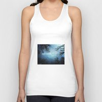 i want to believe Tank Tops featuring I want to believe... by Julia Kovtunyak