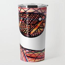 Eye Full of Color Travel Mug