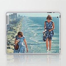 Walk on the Beach Laptop & iPad Skin