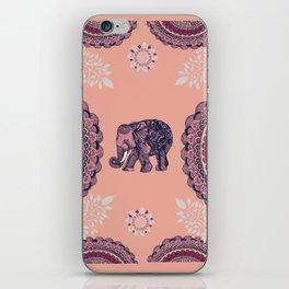 Bohemian Elephant iPhone Skin