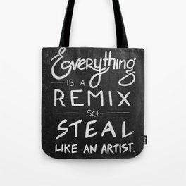 Steall like an artist Tote Bag