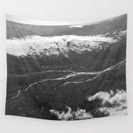 Glacier Buddies Wall Tapestry