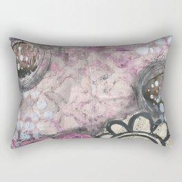 Pink Parade Rectangular Pillow