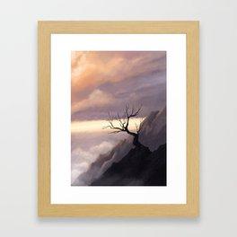 Ray of Light 1 Framed Art Print
