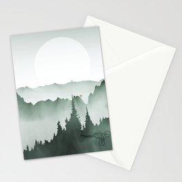 MTB Landscpae Stationery Cards