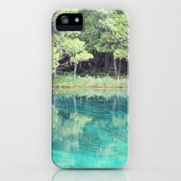 Kitch iti kipi Michigan Upper Peninsula iPhone Case