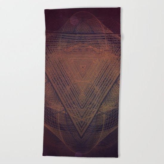 Syyrce Beach Towel