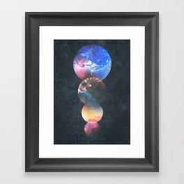 Echoes Framed Art Print