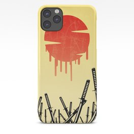 Katana Junkyard iPhone Case