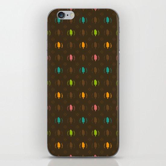 Fudge Color iPhone Skin