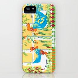 Earlybirds iPhone Case
