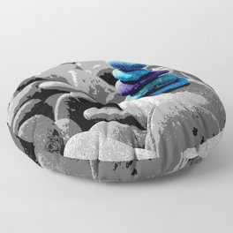 Staying Stones Floor Pillow