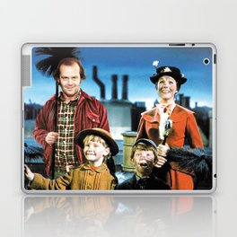 Jack Torrance in Mary Poppins Laptop & iPad Skin
