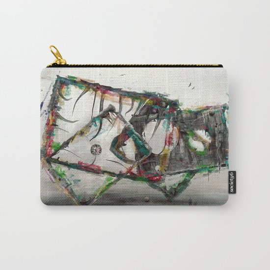 Zeitlose Kunst Carry-All Pouch