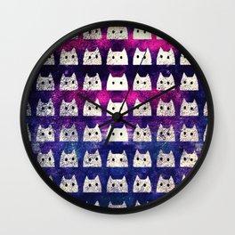 cat-152 Wall Clock