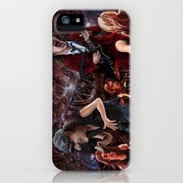 AC/DC Black Ice iPhone Case