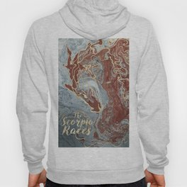 The Scorpio Races - Red as the Sea Hoody