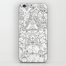 garden of koznoz iPhone & iPod Skin