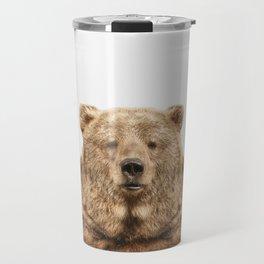 Bear European Travel Mug