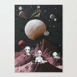 Star Blazin Canvas Print