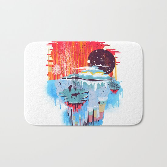 Middle of Nowhere Bath Mat
