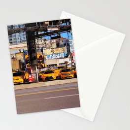Taxi! - NYC series V. -  Stationery Cards