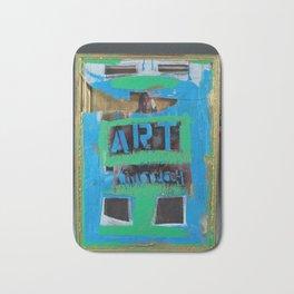 Art Bath Mat